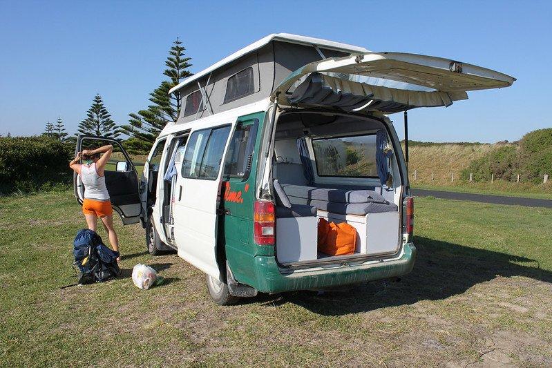 campervan hire in tasmania by eli duke flickr