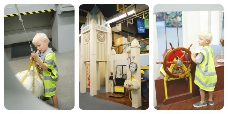 fun things to do with kids in hawaii children's discovery center dockyards