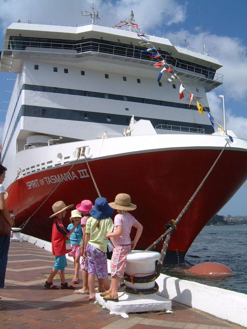 melbourne to tasmania ferry the spirit of tasmania by 29cm flickr
