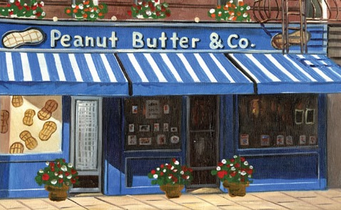 peanut butter shop