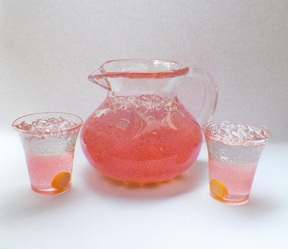 pink lemonade american girl