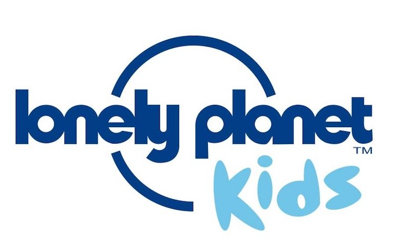 lonely planet kids logo