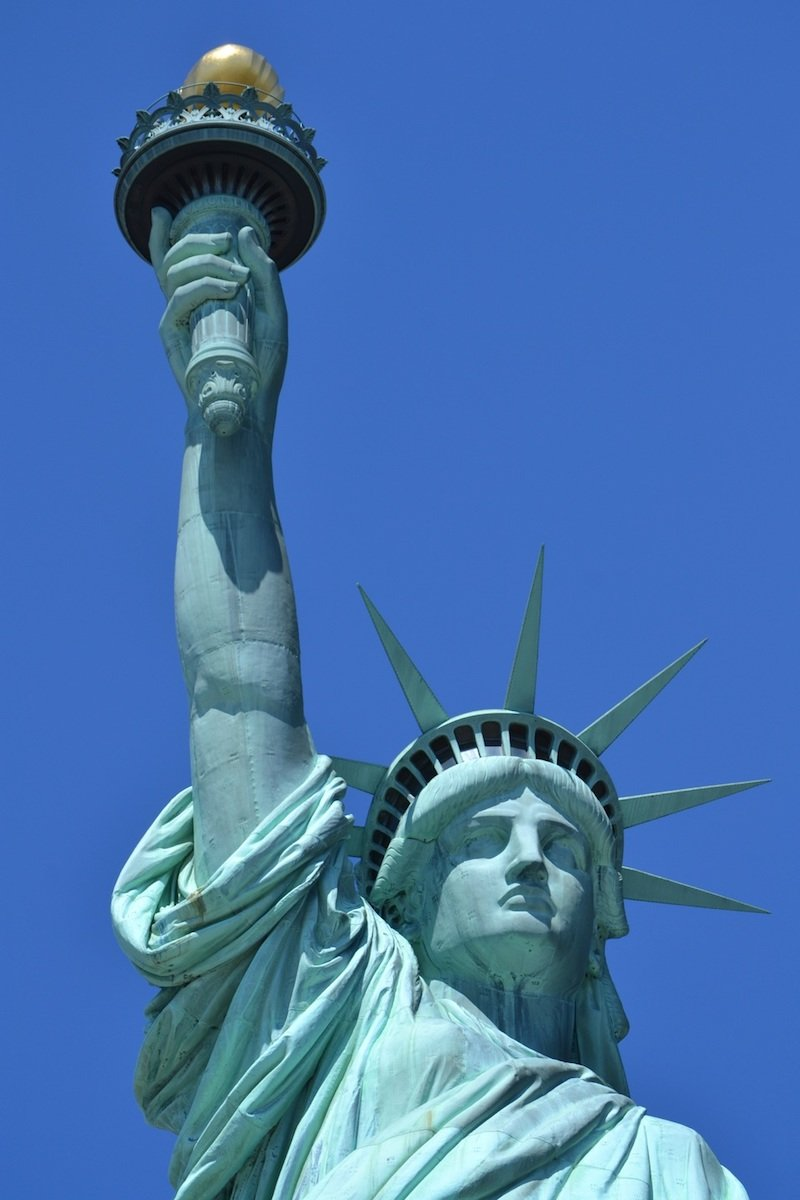 lonely planet travel books for kids statue of liberty crown pic