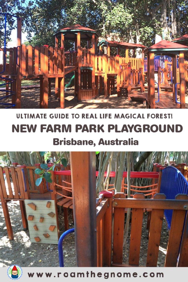 PIN new farm park playground