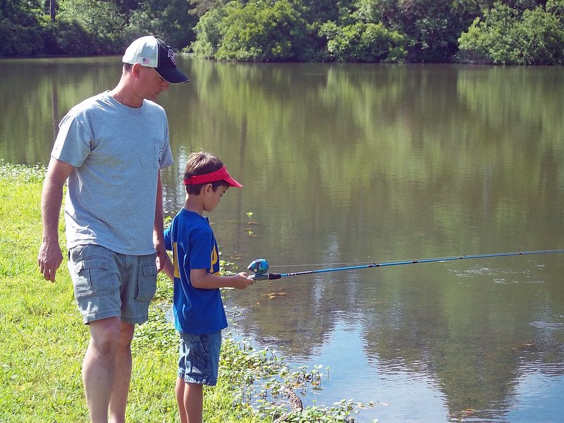 go fishing by virginia state parks