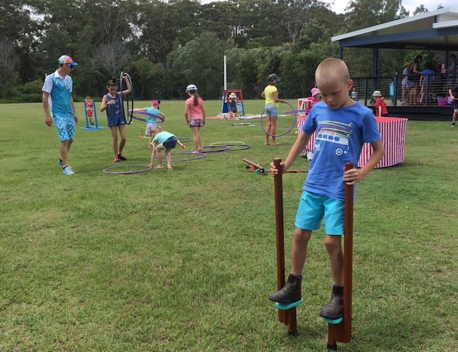 gold coast active and healthy stilts