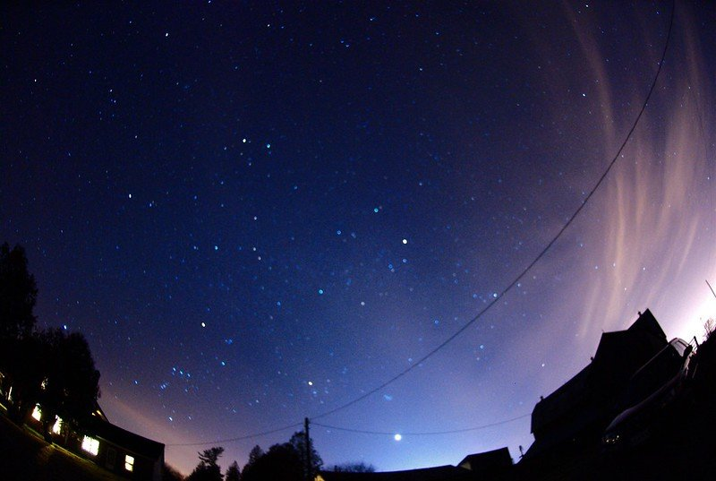 star gazing by phillip chee