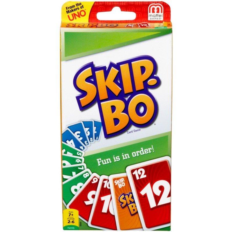 image - skip bo card game for trampoline sleepover