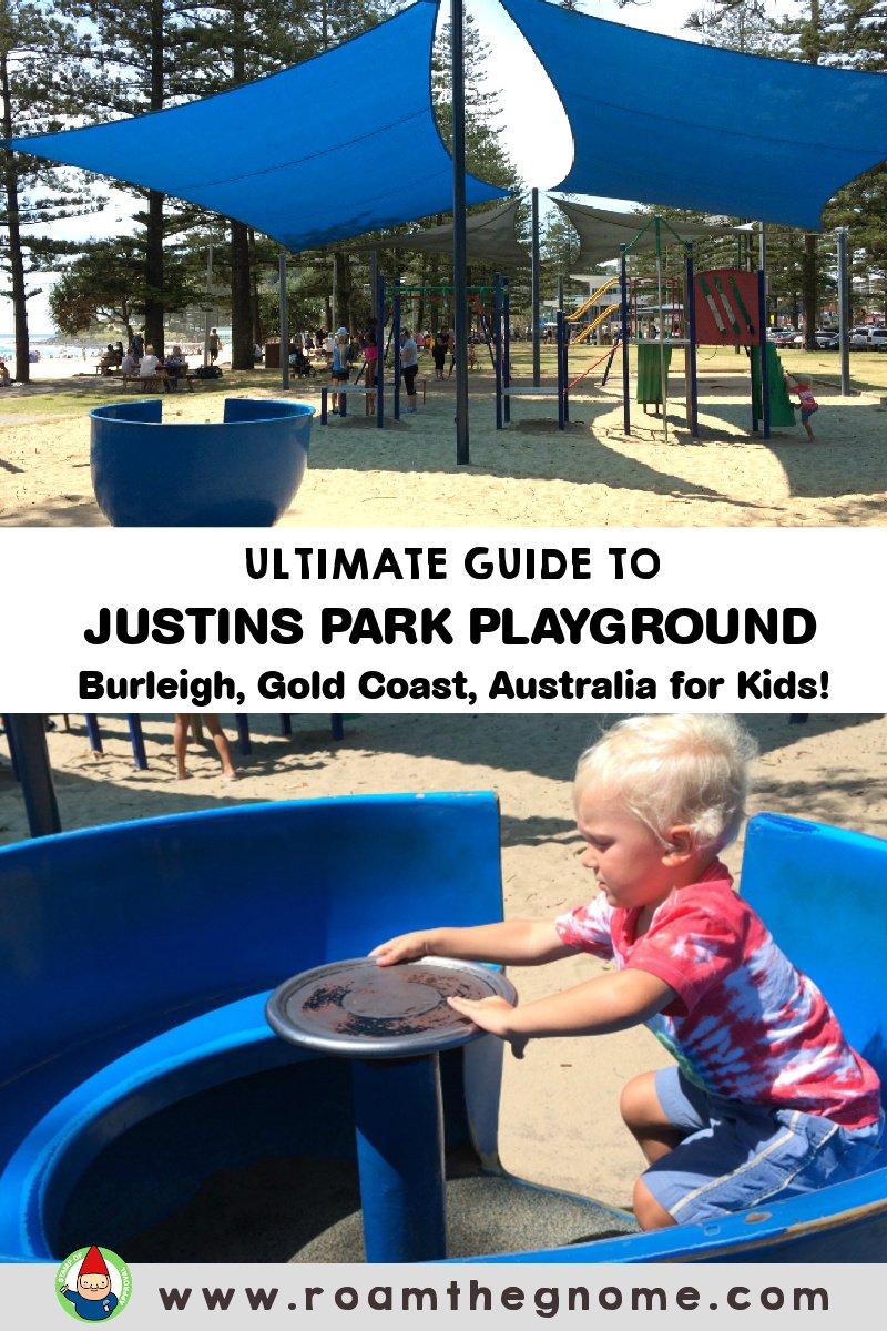 PIN justins park burleigh heads