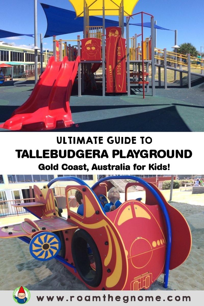 PIN tallebudgera playground for kids