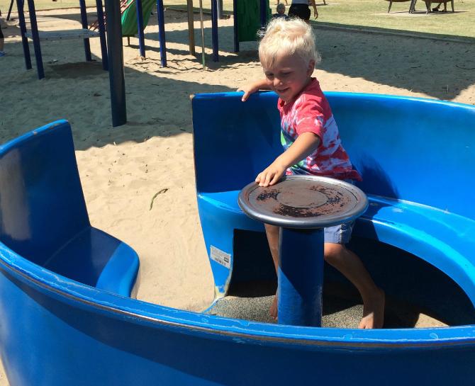 fun playgrounds gold coast blue egg at justins park burleigh