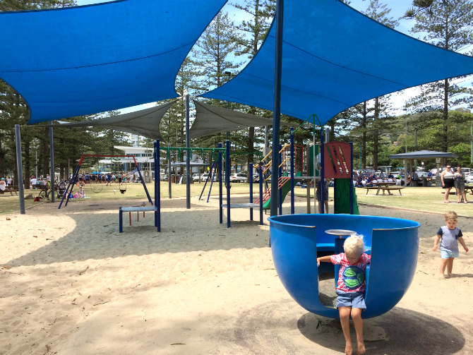 justins park burleigh heads pic