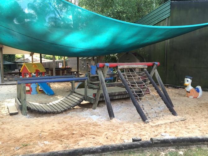 macadamia castle byron bay toddler playground