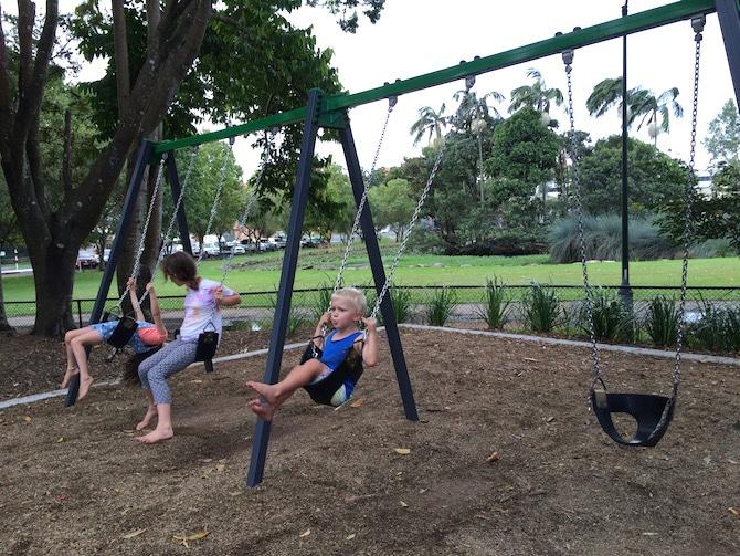 playgrounds byron bay jack swing