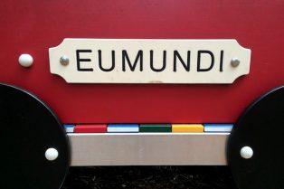 eumundi playground train