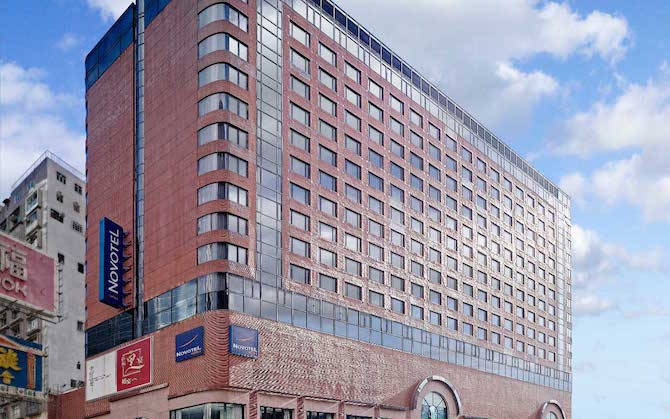 best family hotels in hong kong - novotel nathan road pic