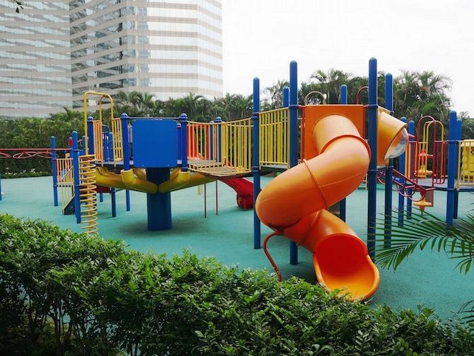 grand hyatt hong kong pic - best family hotels in hong kong