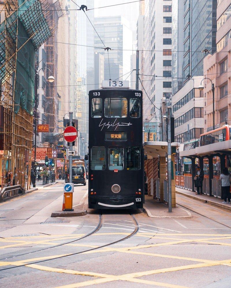 hong kong street by nathan hardig