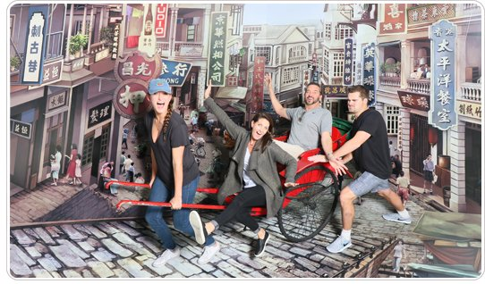 madness 3d trick art museum at the peak hong kong pic