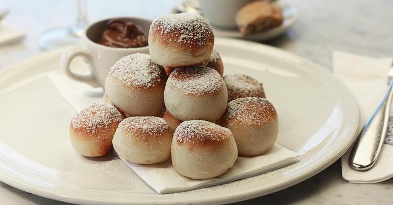 nutella dough balls pizza express fb