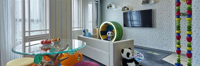 ocean-park-family-suite at dorsett wan chai hotel pic