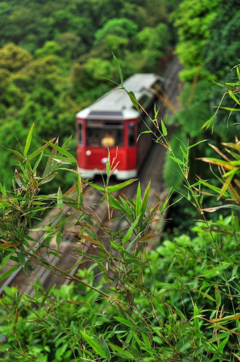 peak tram pic by colin tsoi
