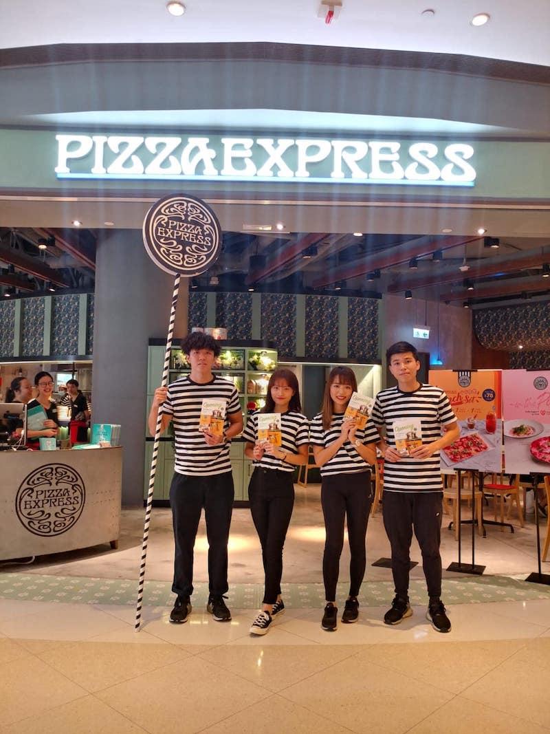 pizza express staff by pizzaexpress fb