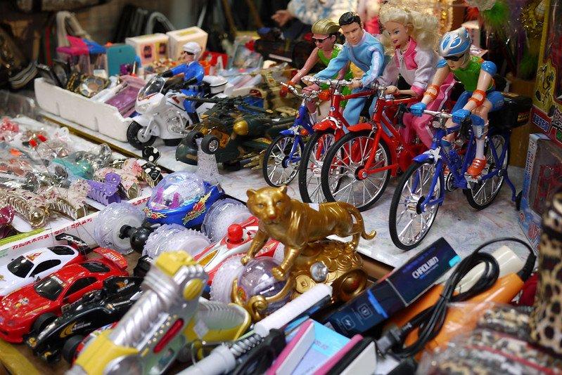 toy street hong kong market by michael mccomb