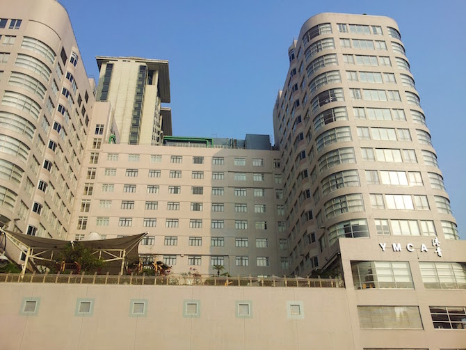 ymca salisbury - best budget hotel in hong kong for families pic