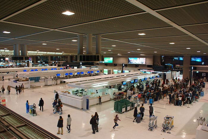 Narita airport terminal 2 playground