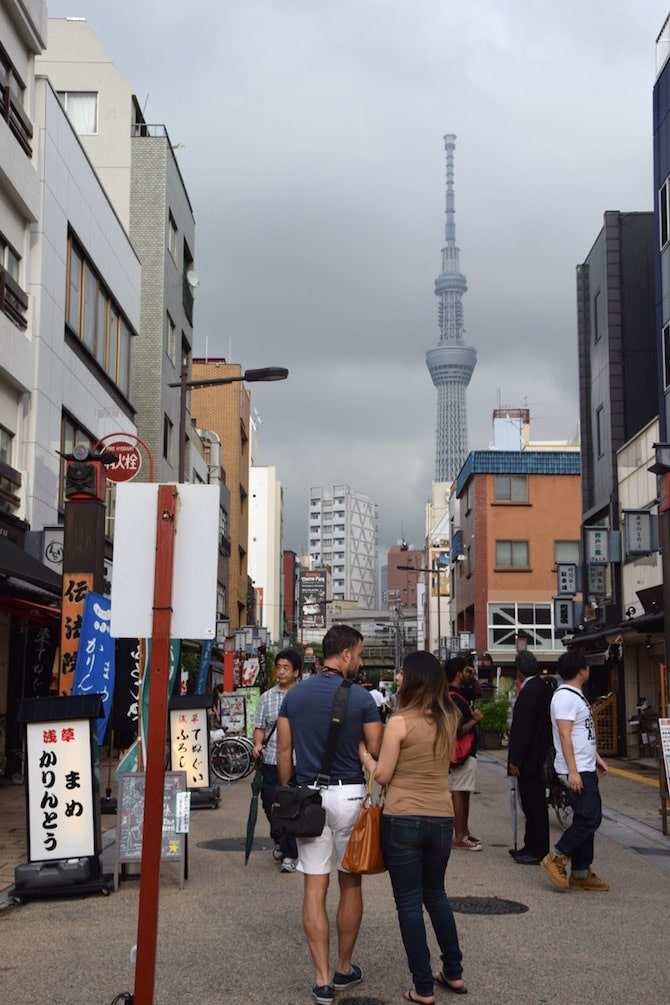 asakusa tokyo things to do skytree view