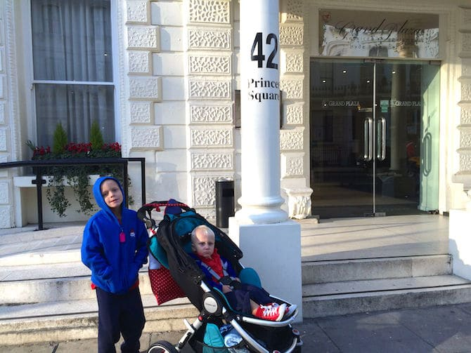 London family hotels to stay in when you visit London