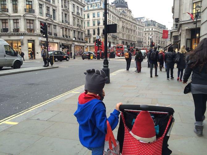biggest toy store in london hamleys regent street pic