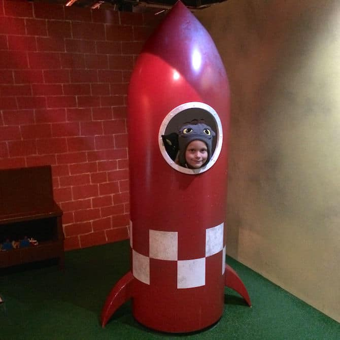 discover story centre rocket