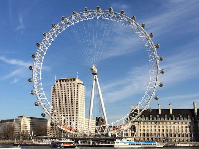 london eye for children