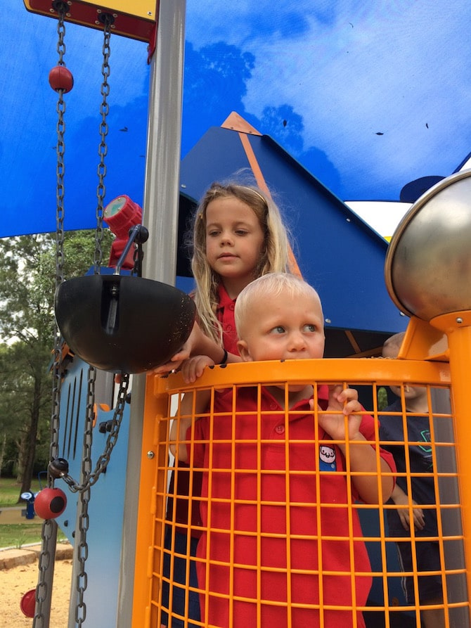 playgrounds near ikea logan pulley