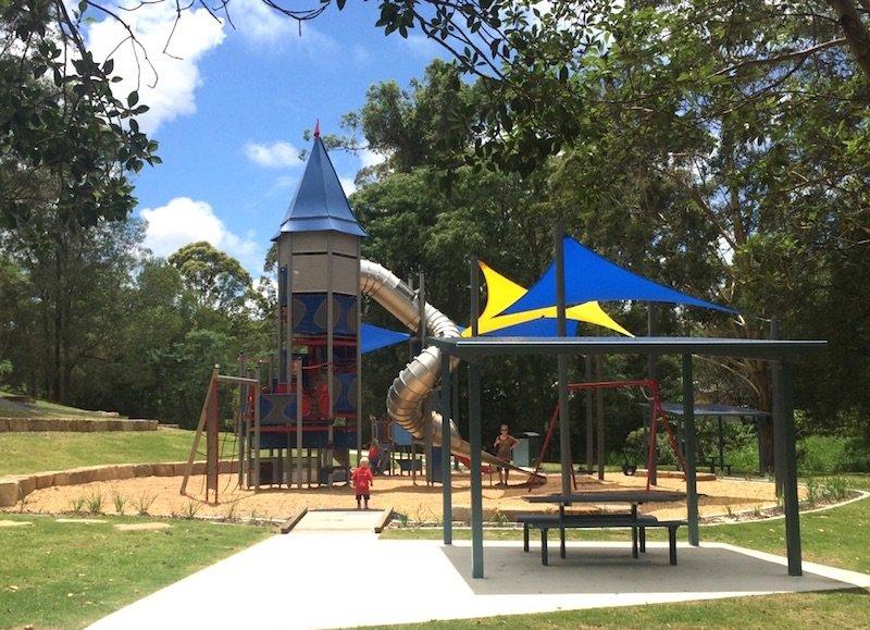 roselea park shailer park playground pic 800