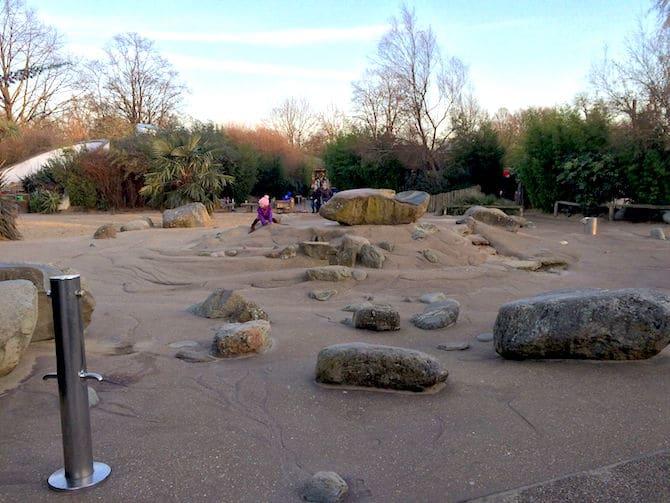 princess diana playground hyde park water park