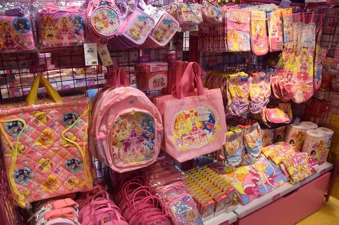 tokyo character street shopping akashi