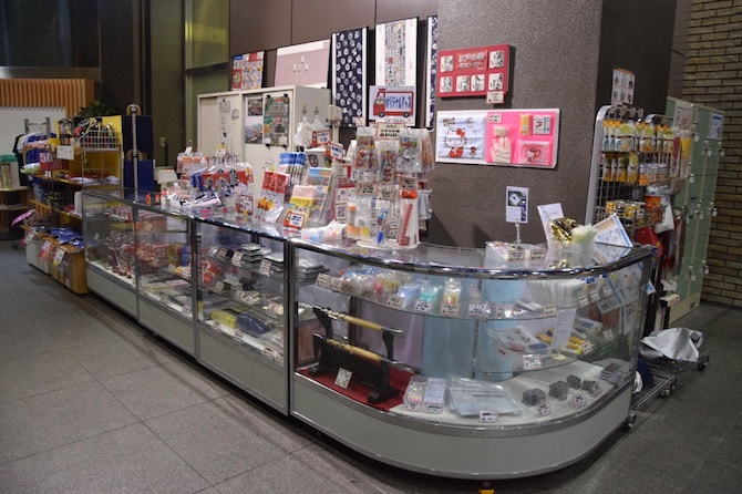 tokyo fire museum shop