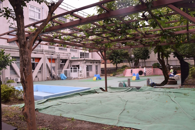 tokyo toy museum outdoor play