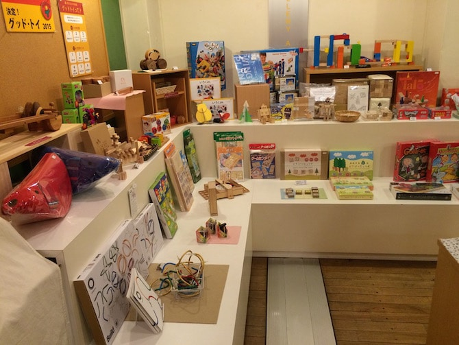 tokyo toy museum shops books