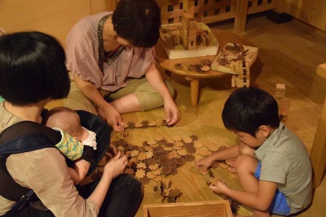 tokyo toy museum snap circles