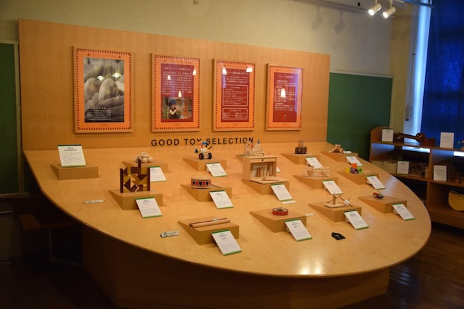 tokyo toy museum toy selection overview