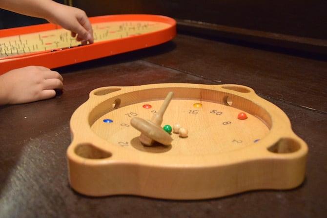 tokyo toys musuem spinning top