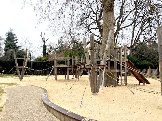 best parks in london for kids