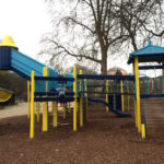 regents park playground hanover gate yellow park from side