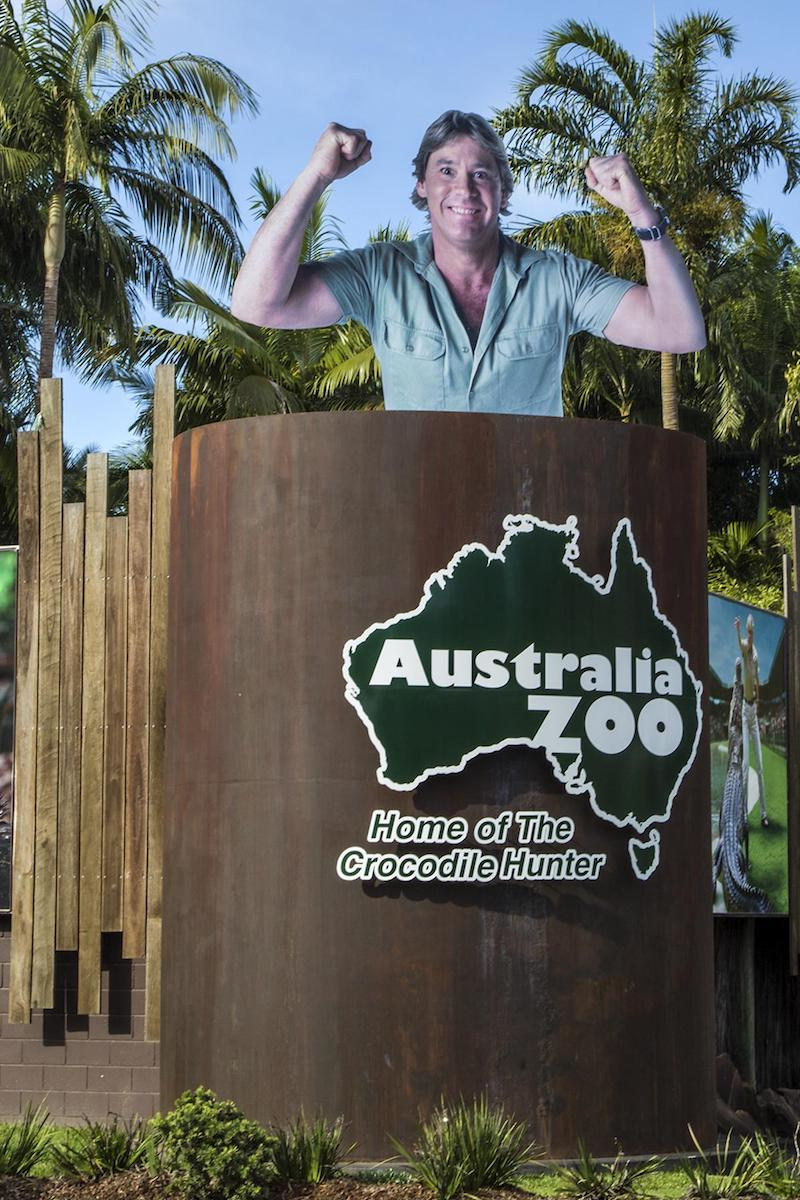 Australia_Zoo_Entrance by john