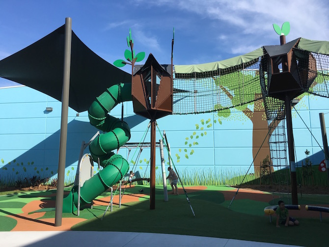 Indoor PlayGround Gold Coast - Westfield Helensvale- 670