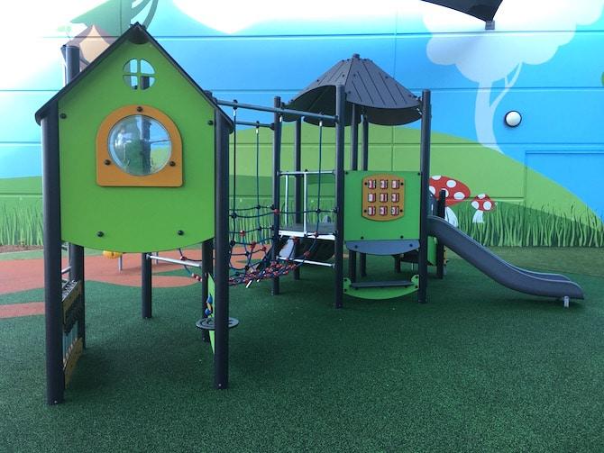 Indoor-PlayGround-Gold-Coast-Westfield-Helensvale-miniature-play-tower